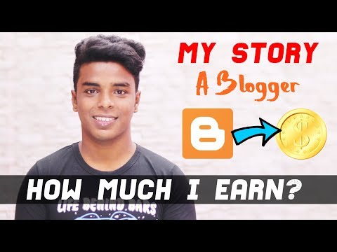 How Much Do I Earn From Blogger? How to Make money with blogger