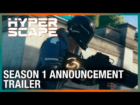 Hyper Scape: Season 1 Announcement Trailer | Ubisoft [NA]