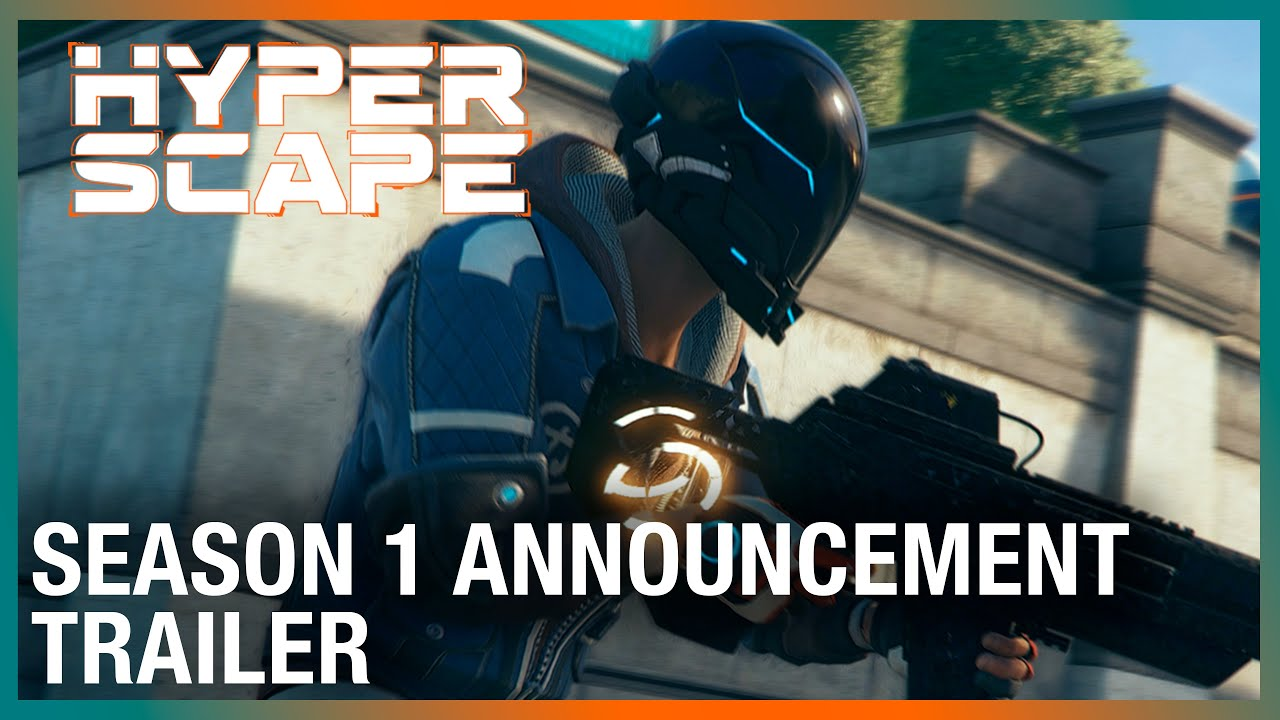 Hyper Scape: Season 1 Announcement Trailer | Ubisoft
