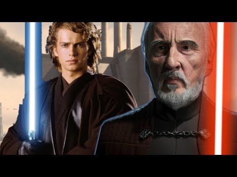 How Anakin REALLY Beat Dooku In Revenge of the Sith  Star Wars Explained