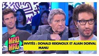 Le Mad Mag du 18/05/2016 - Emission 62 avec Manu, Alain Dorval et Donald Reignoux
