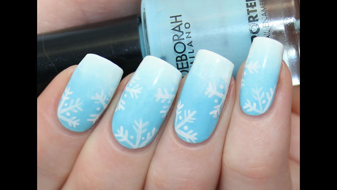 Ice Blue Nail Designs | Best Nail Designs 2018