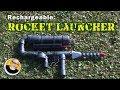 Rechargeable ROCKET LAUNCHER!!