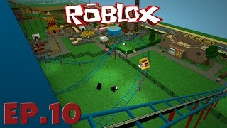 Roblox - Episode 10 | Themenpark Tycoon 2 - Respinning The Rain / FR