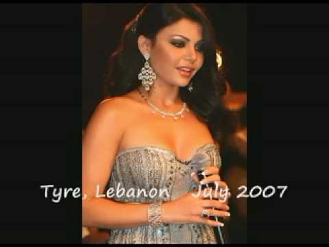 """Haifa Wehbe sings """"Houwa Al Zaman""""  هيفاء وهبي هو الزمان"""