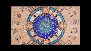Тайна Дендерского зодиака - зодиак Осириса