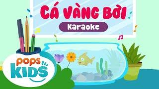 Mầm Chồi Lá - Cá Vàng Bơi (Karaoke)