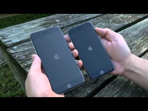Apple iPhone 6 vs 6 Plus casus telefon yazılımı