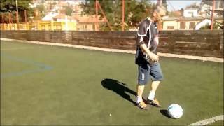 Defender dance [Football dribblings]