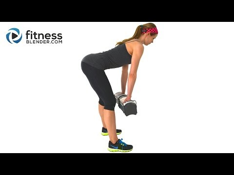 Best Butt Workout to Build a Booty and Tone Thighs Butt & Thigh Workout