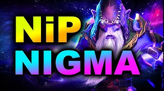 NIGMA vs NiP - 16 MIN GG! - WePlay! Mad Moon DOTA 2