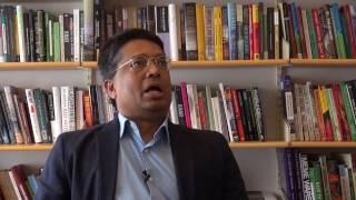 Ashok Swain: Transboundary water management and new developments