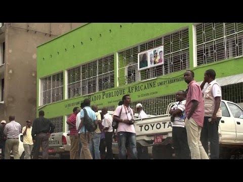 Burundi: la première radio du pays coupée