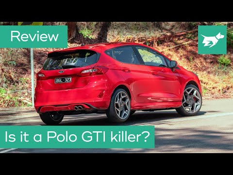 Ford Fiesta ST 2020 Review