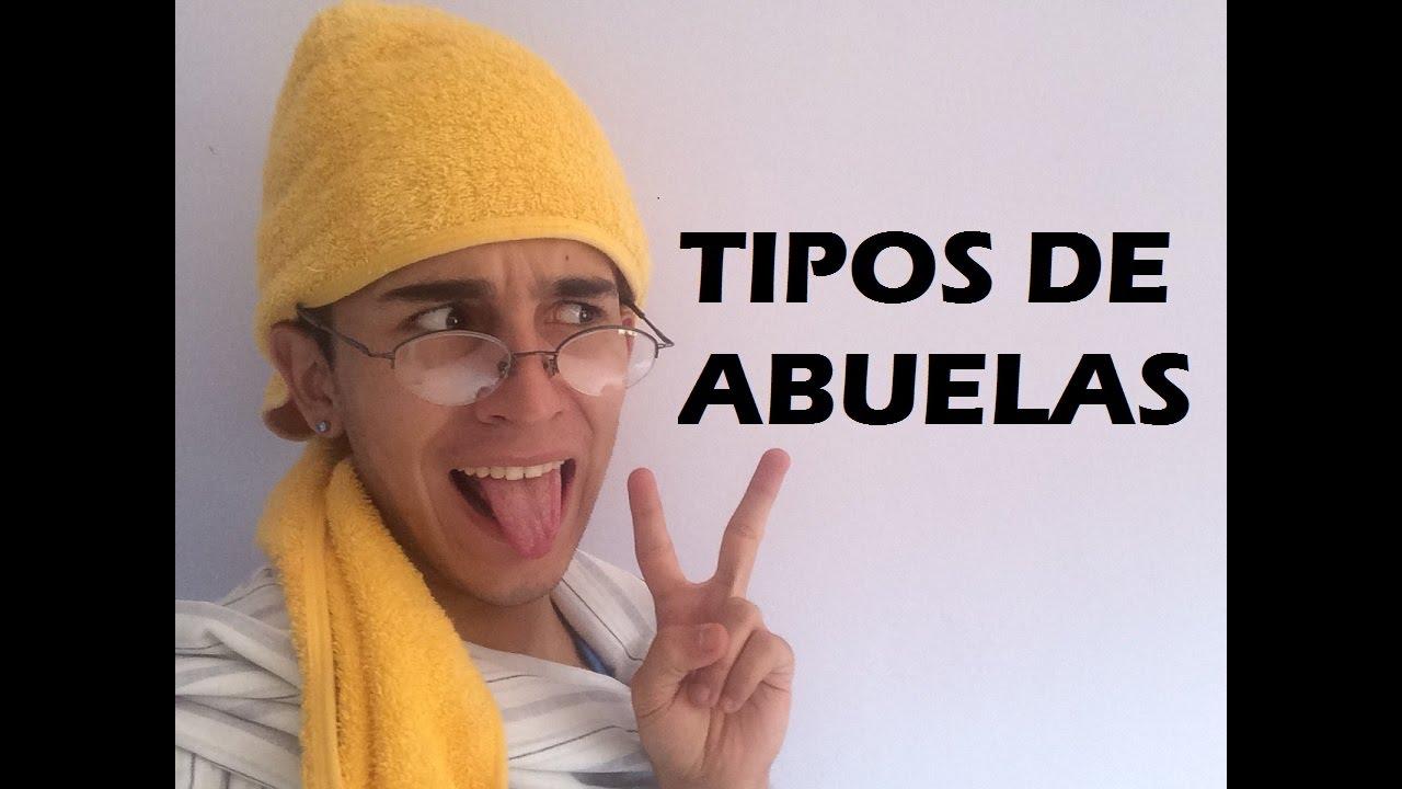 TIPOS DE ABUELAS | TINCHO RUIZ