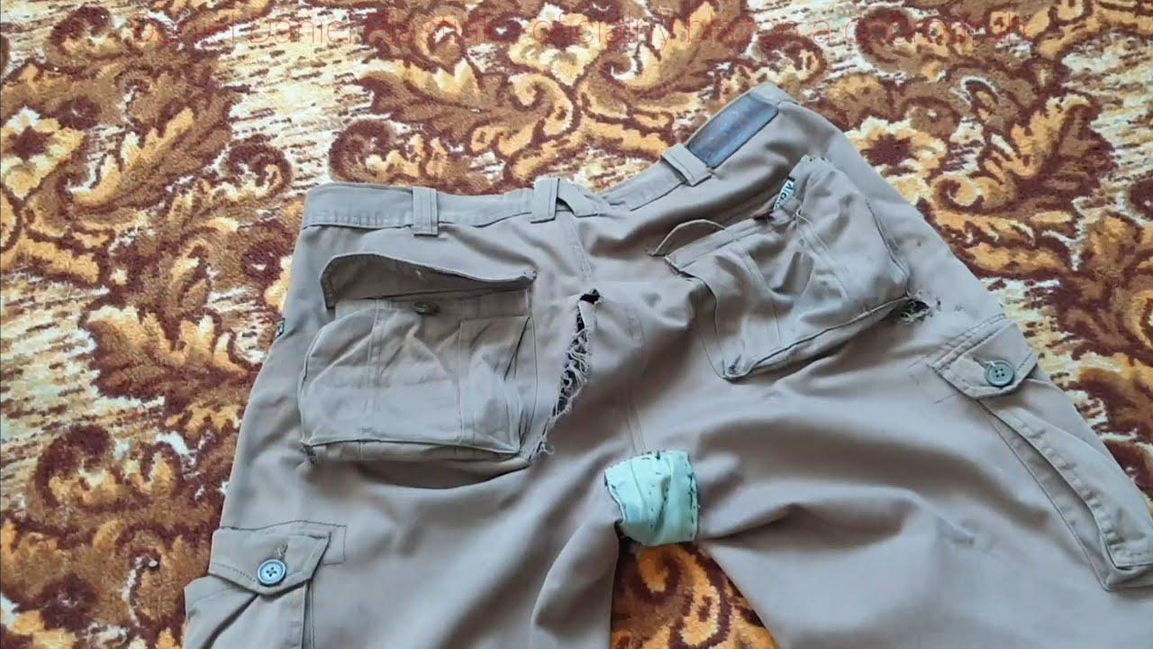 Recenzia: nohavice CRV - CHENA, po približne 2 rokoch nosenia