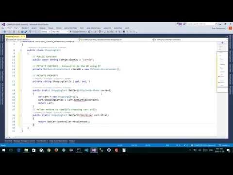 COMP229 - F2016 - Lesson 12 - Part 3 - Broadcast