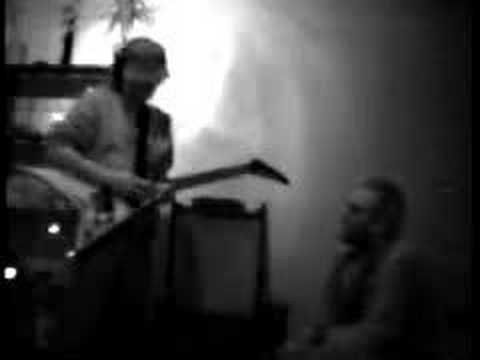 Chris Dale playing Guitar very badly