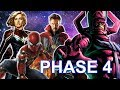 PHASE 4 OF MCU STARTING SOON!!!!!!!!
