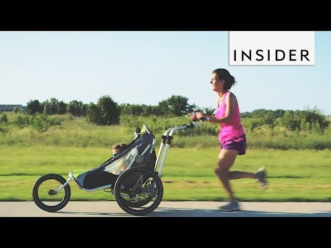 Stroller Made for Parents Who Workout