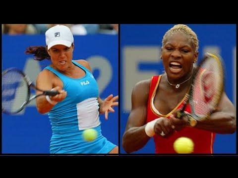 Download Serena Williams vs Jennifer Capriati 2002 Rome SF Highlights