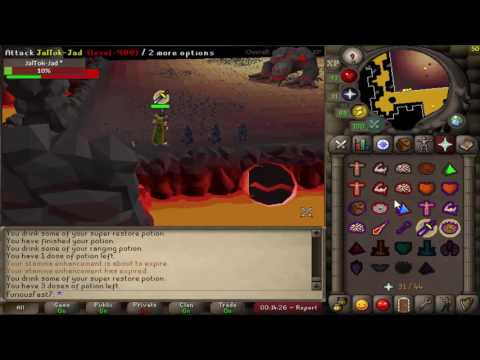 First Infernal Cape in Game w/ 42def [97 CMB] - FuriousFast7