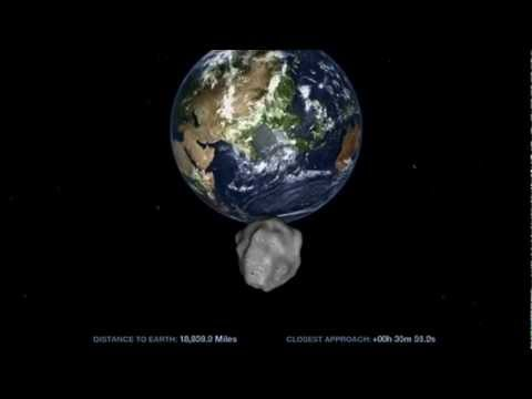 Texas A&M Researcher Says Paint Could Change the Orbit of Asteroids