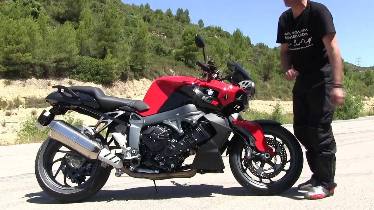 motosx1000  test bmw k1300r