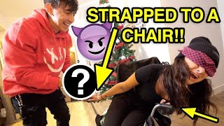 CHAIR OF CHEER or CHAIR OF FEAR!! (HUGE SURPRISE)