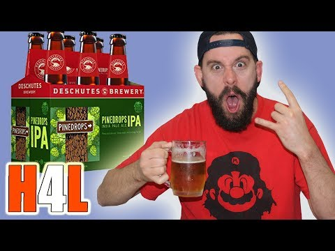 How to All Grain Homebrew PINEDROPS IPA Recipe | Deschutes Brewery