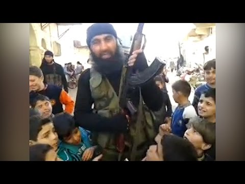 Central Asian Militants Join