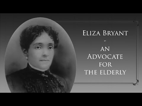 Eliza Bryant: A pioneer advocate for the African American elderly in Cleveland (video)