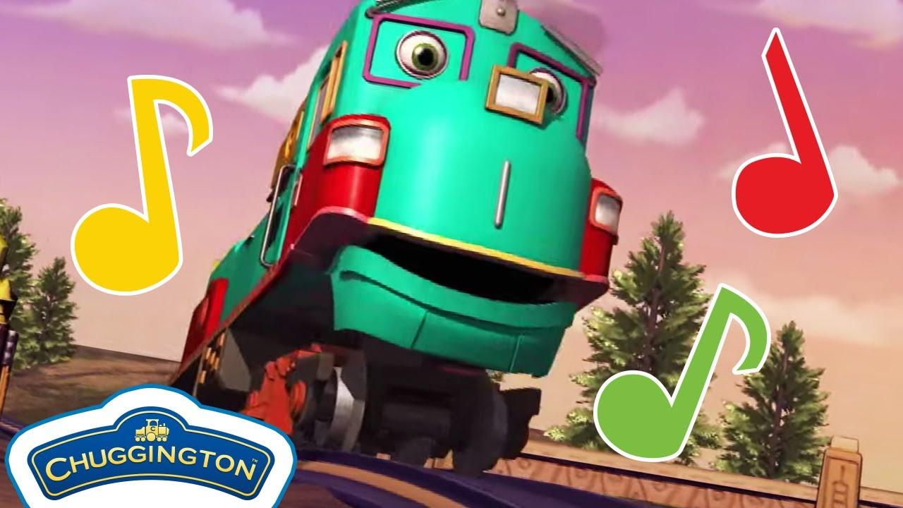 """Rosa Sings '""""A New Life""""!   Chuggington   Shows For Kids   Tales from the Rails!"""