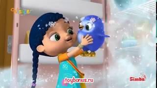 Главная героиня сериала Висспер и её друзья!
