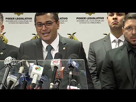 CERIMÔNIA DE ABERTURA DO ANO LEGISLATIVO NA ASSEMBLEIA LEGISLATIVA DO AMAZONAS - 04.02.2020
