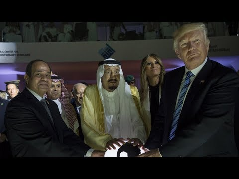 Trump, Israel Back Saudi Power Play Against Qatar