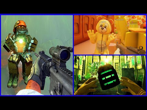 Video Game Easter Eggs #46 (Rainbow Six Siege, It Takes Two, America's Army Proving Grounds & More) |