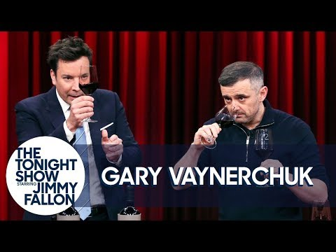 Gary Vaynerchuk Teaches Jimmy Everything to Know About Wine