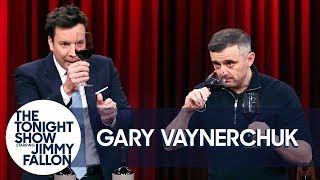 Gary Vaynerchuk Teaches Jimmy Everything to Know About Wine Tasting