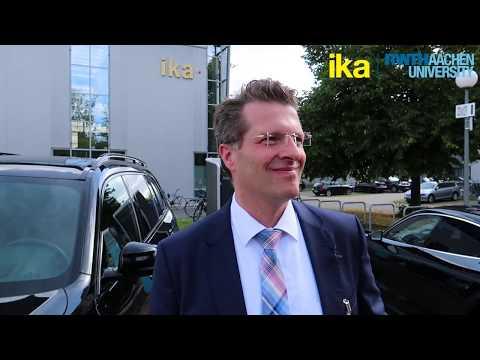 Aachener Karosserietage 2019: Interview Mit Prof. Lutz Eckstein
