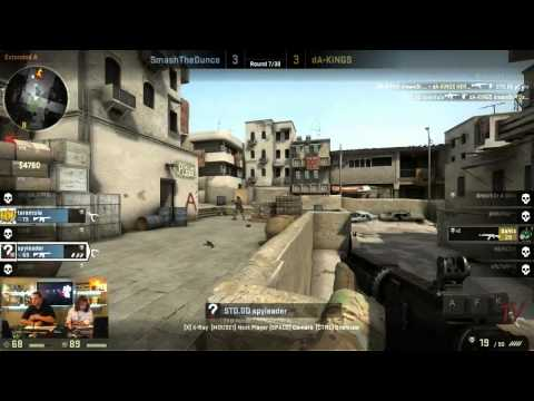 AFKTV004.P05.CS:GO - SmashTheDunce vs. dA-KiNGS - Game2