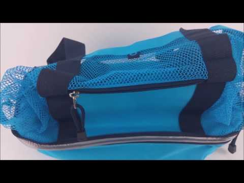 Malibu 2-in-1 Mesh Beach Bag Review