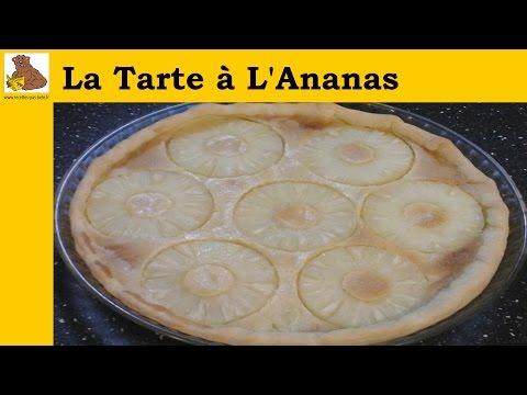 la-tarte-à-l'ananas-(recette-rapide-et-facile)-hd