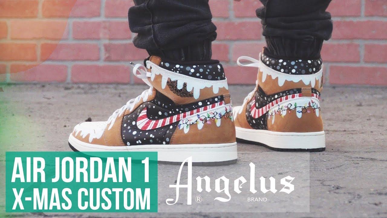best website 48bf4 a3c3d Winter Wonderland 1 s   Air Jordan 1