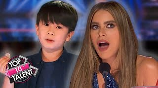 10 BEST MAGICIAN Auditions On Got Talent 2021 Around The World!