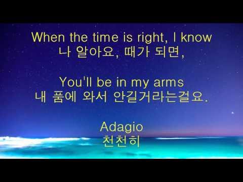 Adagio doovi - Il divo adagio lyrics ...