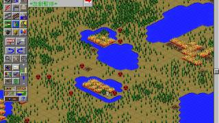 Simcity 2000 :Nuclear power is VERY DANGEROUS!!!