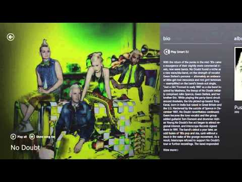 Xbox Music Promo