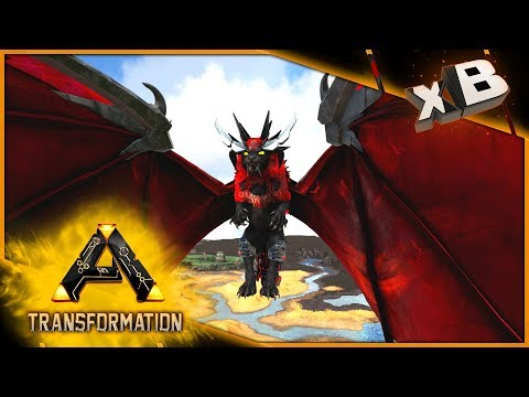 Kamaitachi Manticore Boss Tame! :: Modded Ark: Transformation :: E34