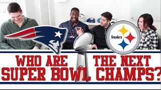 2017 Super Bowl Predictions